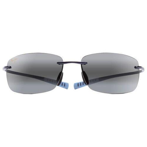 Maui Jim Sonnenbrille, Herren Sonnenbrille »Kumu«, 724-06 - blau/grau