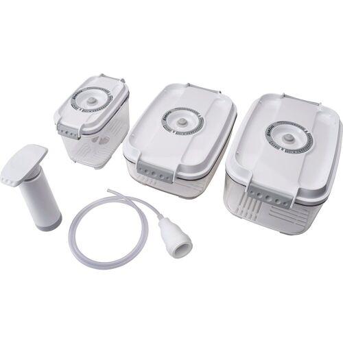 Steba Vakuumierer Vakuumier Behälter Set 931700