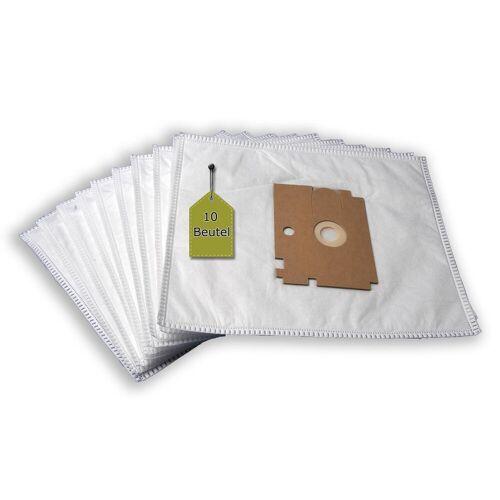 eVendix Staubsaugerbeutel 10 Staubsaugerbeutel Staubbeutel passend für Rowenta RS 005 - 099 Dymbo, passend für Rowenta