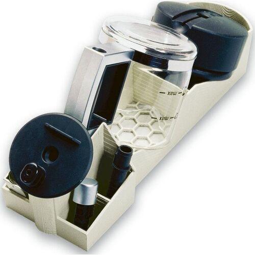 Miele Geschirrspüleinsatz GCEO, Zubehör für Geschirrspüler G 1xxx, G 2xxx, G 5xxx, für den Cappuccinatore