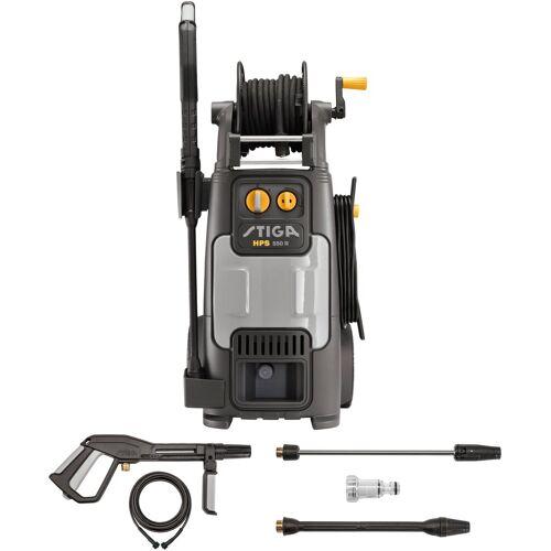 Stiga Hochdruckreiniger »HPS 550 R«, schwarz