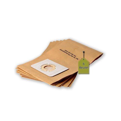 eVendix Staubsaugerbeutel Staubsaugerbeutel passend für Kärcher MV 2, 6 Staubbeutel ähnlich wie Original Kärcher Staubsaugerbeutel 6.904-167, 6.904-322, passend für Kärcher