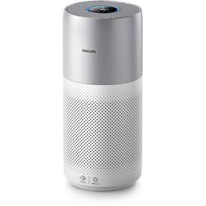 Philips Luftreiniger AC3036/10 Series 3000i, für 104 m² Räume, silber/weiß