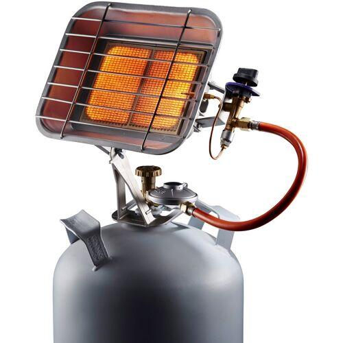 ROWI Gas-Heizstrahler »HGS 4600/1«, 4600 W, grau