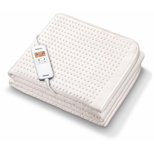 BEURER Wärmeunterbett »UB 200 CosyNight«, separat einstellbare Temperaturzonen für Körper und Füße, appfähig