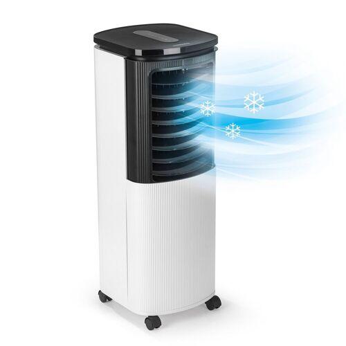Hoberg Kombigerät Luftreiniger, Ventilator und Heizlüfter, 4 Stufen