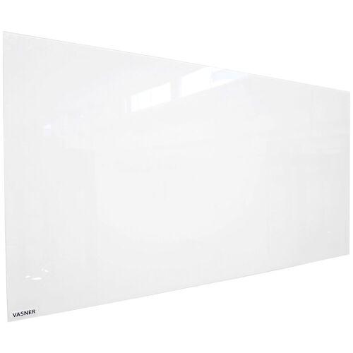 Vasner Infrarotheizung »Zipris GR 900«, 900 W, Glas, weiß
