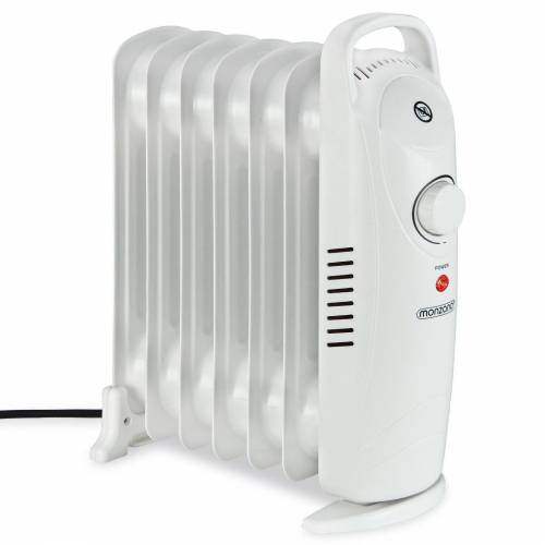Deuba Ölradiator, 800 W, Thermostat