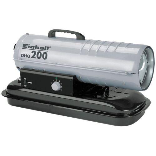 Einhell Baustellenheizgerät »DHG 200«, grau