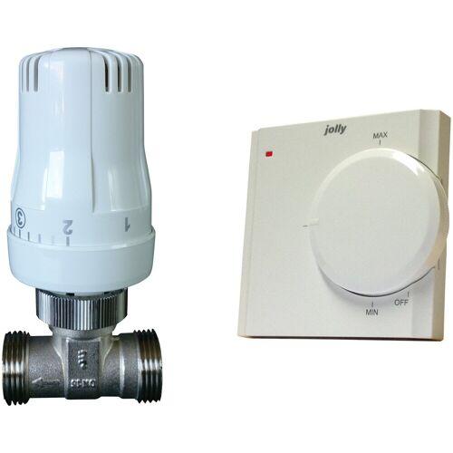 bella jolly JOLLYTHERM Thermostat »Vario-Therm«, für Fußbodenheizungen, weiß