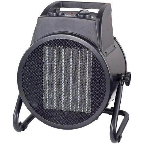 ROWI Keramikheizgerät »HKG 5000/2/1«, 5 kW, schwarz