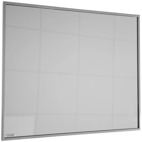 Vasner Infrarotheizung »Zipris S 400«, 400 W, Spiegelheizung mit Titan-Rahmen, grau