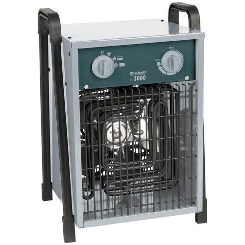 Einhell Industrie-Heizgebläse »EH 3000 Elektro-Heizer«, grau