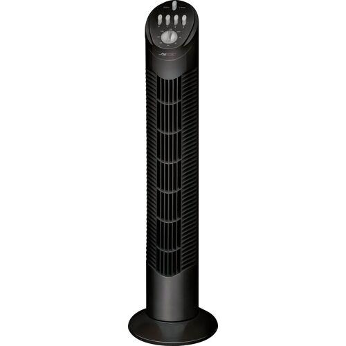 CLATRONIC Turmventilator T-VL 3546, 75° oszillierend
