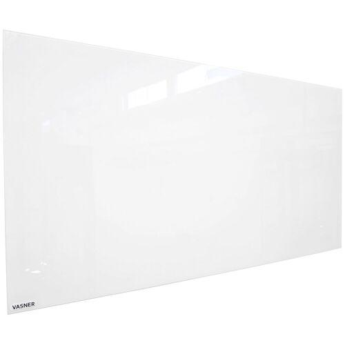 Vasner Infrarotheizung »Zipris GR 700«, 700 W, Glas, weiß