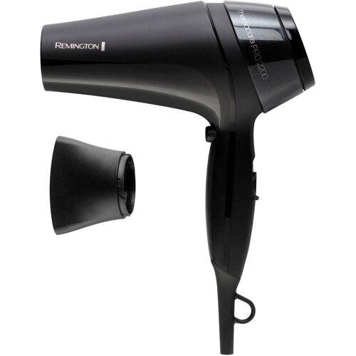Remington Haartrockner D5710 THERMAcare PRO 2200, 2200 W, Haarschonend durch weniger Hitze