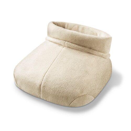 BEURER Elektrofußwärmer »FWM 50«, Massagegerät & Fußwärmer in einem