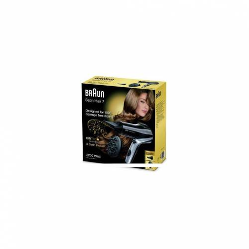 Braun Haartrockner HD 730 Diffusor sw