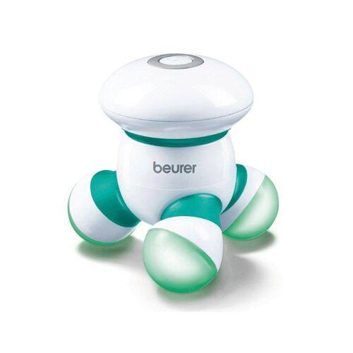 BEURER Massagegerät »Mini-Massagegerät - MG 16 (64616)«, 1-tlg., Mini-Massagegerät in jede Handtasche, grün