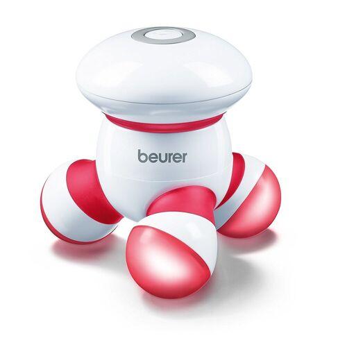 BEURER Massagegerät »Mini-Massagegerät - MG 16 (64616)«, 1-tlg., Mini-Massagegerät in jede Handtasche, rot