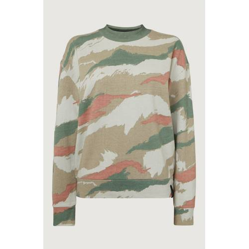 O'Neill Sweatshirt »Catalpa aop camo«, BEIGE AOP