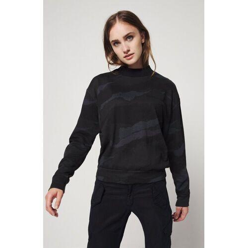 O'Neill Sweatshirt »Catalpa aop camo«, BLACK AOP