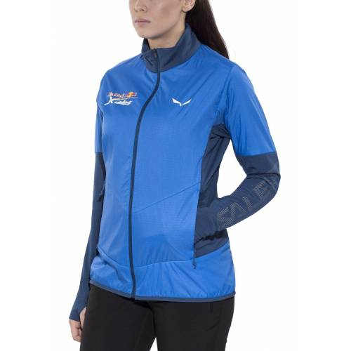 Salewa Outdoorjacke »Redbull X-Alps PTC Alph Jacket Damen«, blau