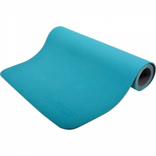 Schildkröt-Fitness Yogamatte »Yogamatte 4mm, blau«, blau