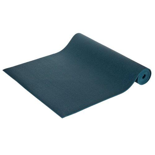 yogabox Yogamatte »Premium 200 x 60 x 0.45 cm«, blau