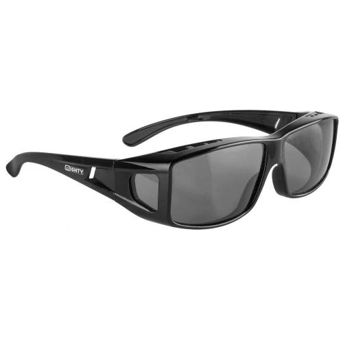 Mighty Sport-/Fahrradbrille »Rayon Fit Over«, schwarz