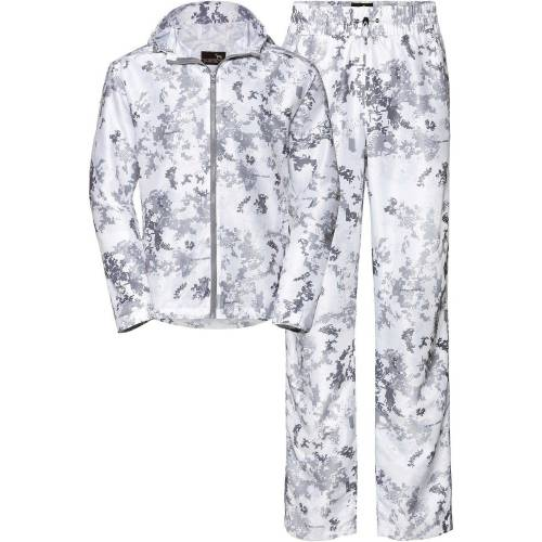 Parforce Schneetarnanzug Tecl-Wood® Optima 5, Weiß