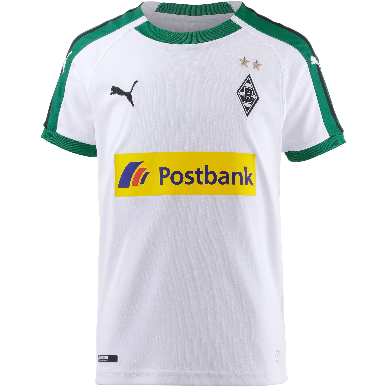 Puma Fußballtrikot »Borussia Mönchengladbach 18/19 Heim«, weiß