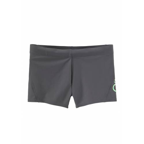 O'Neill Boxer-Badehose mit Logprint Grau