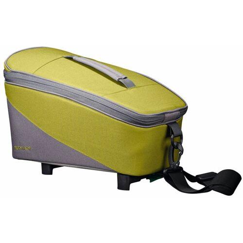 racktime Fahrradtasche »TALIS« (2-tlg), grün/grau