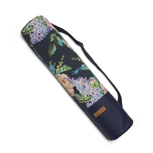 FERDINandNOAH Yogatasche »Yogifan«, wasser- und schmutzabweisende Yogatasche, bunt-marine