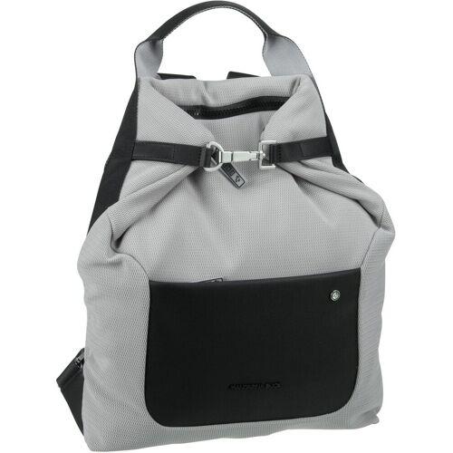 Mandarina Duck Rucksack »Camden Backpack VBT05«, Silver