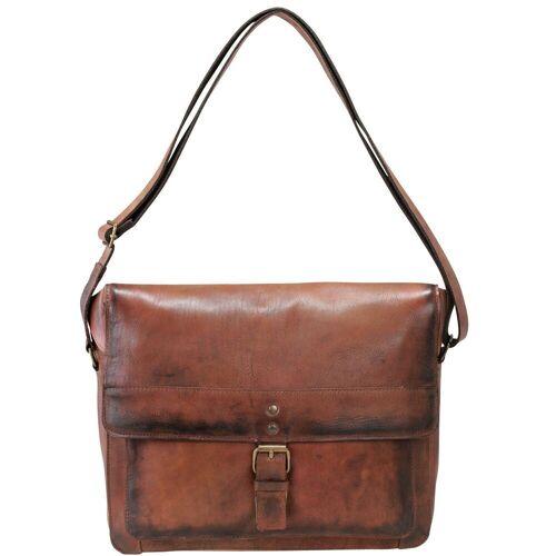Jost Messenger Bag »RangerRanger«, Leder
