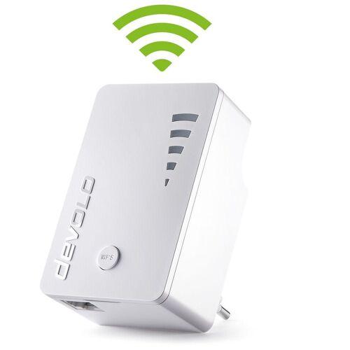 Devolo »1xGB LAN, WPS, Repeater, WLAN Verstärker)« Reichweitenverstärker