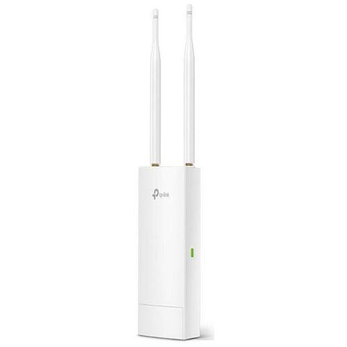 TP-Link WLAN Access-Point »EAP110-Outdoor 2,4 GHz 300MBit Outdoor Accesspoint«, Weiß