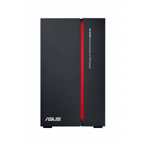 Asus RP-AC68U »Wireless Repeater«, schwarz