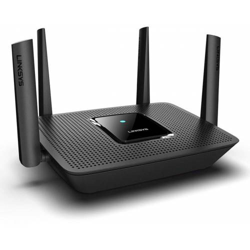 Linksys Router »MR8300 Mesh-WLAN-Router AC2200 MU-MIMO«, Schwarz