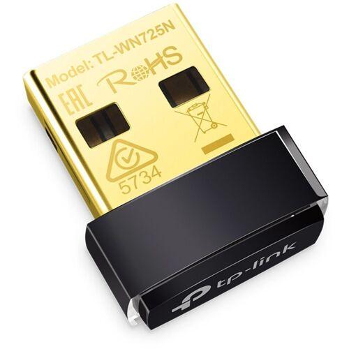 TP-Link WLAN-Dongle »TL-WN725N - N150 WLAN-N (Nano)«, WLAN-Stick