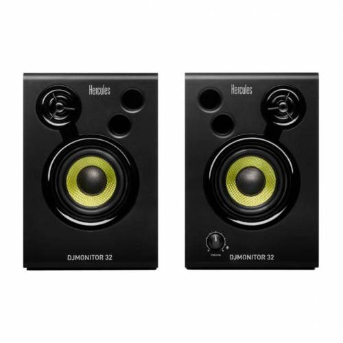 Hercules Mischpult »DJ Monitor 32 Monitor-Boxen«