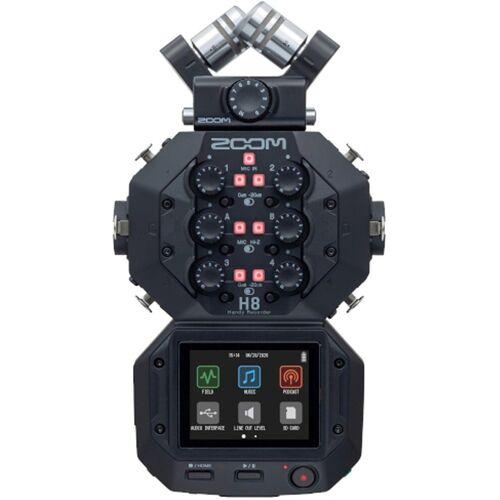 ZOOM »H8 Audio Recorder« Camcorder
