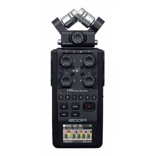ZOOM »H6 Audio Recorder« Camcorder