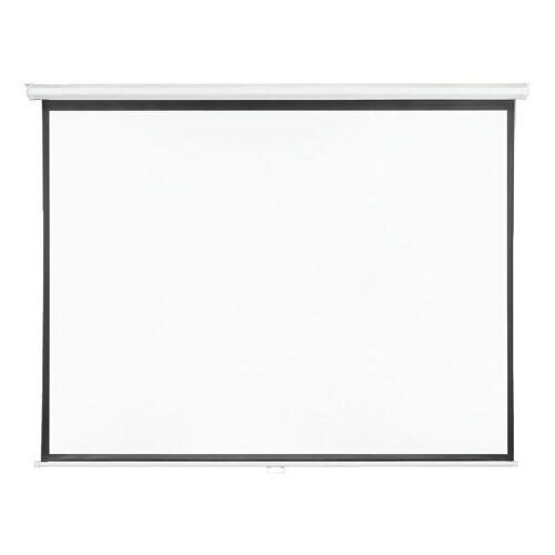 FRANKEN Rollo-Leinwand 200x150 cm »X-tra! Line«, weiß