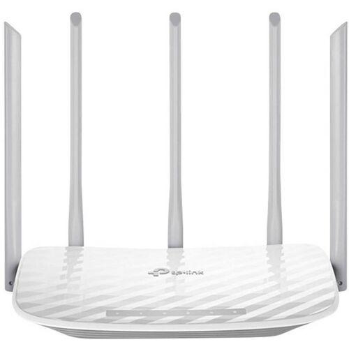 TP-Link »AC1350-Dualband-Gigabit-WLAN-Router Archer C60« WLAN-Router