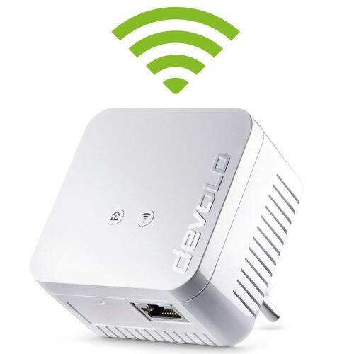 Devolo dLAN 550 WiFi »Powerline + WLAN 500Mbit, 1xLAN, Repeater, range+«, weiß