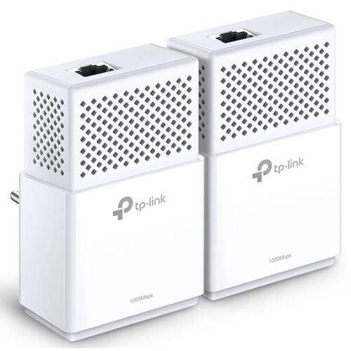 TP-Link Powerline »TL-PA7010 KIT AV1000 Powerline 2er KIT (2x LAN)«, Weiß