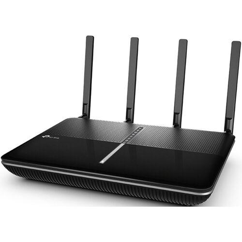 TP-Link Router »Archer VR2800v AC2800 WLAN VDSL/ADSL Modem«, Schwarz